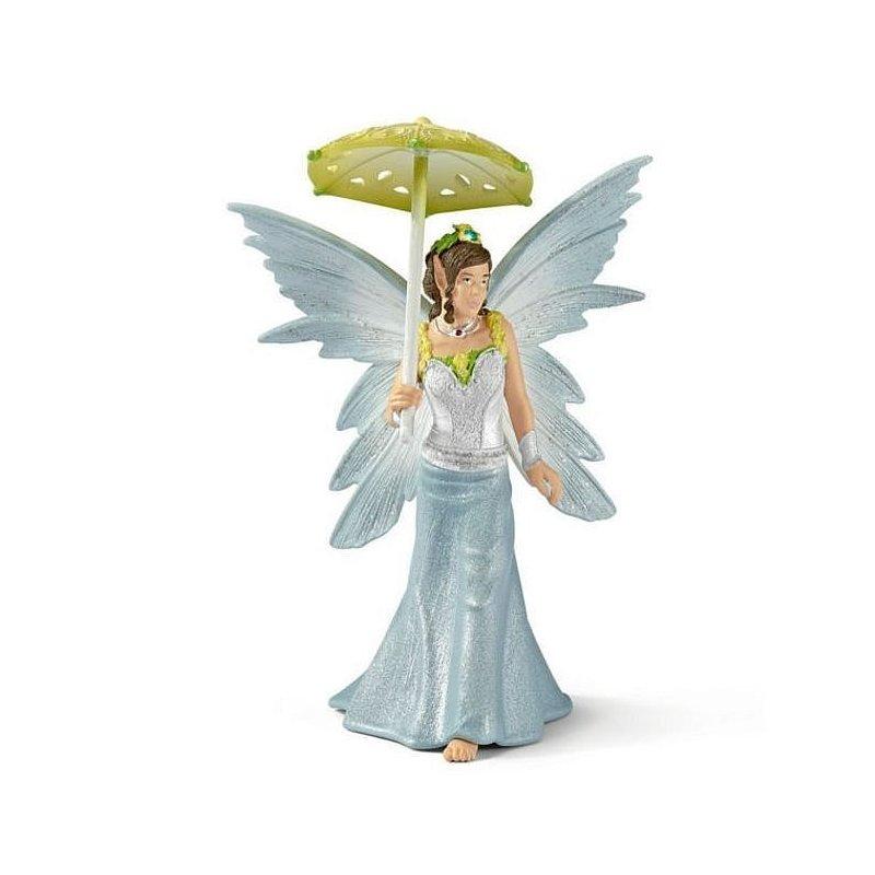 Schleich Bayala 70506 - Elf Eyela w odświęnym ubraniu stojąca