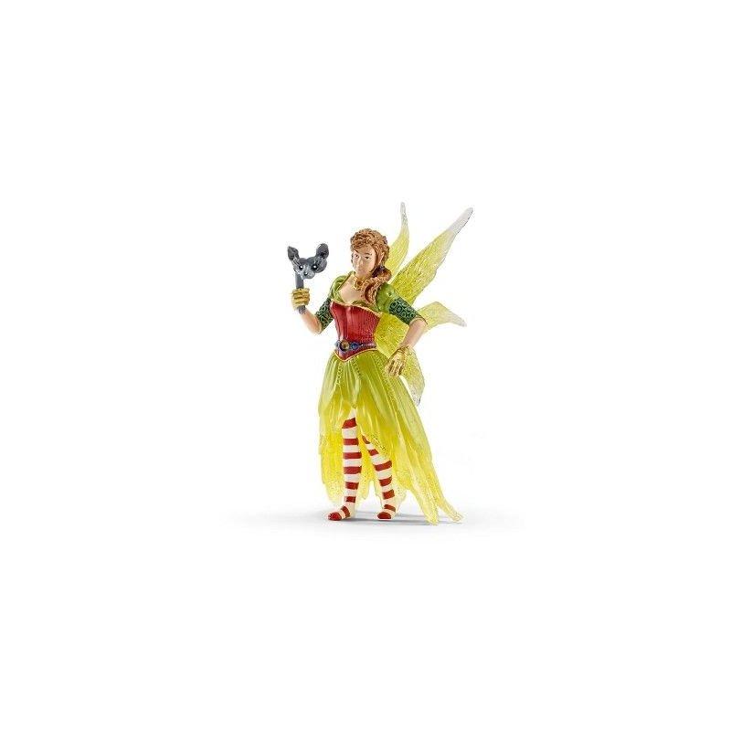 Schleich Bayala 70507 - Elf Marween w odświętnym stroju stojąca