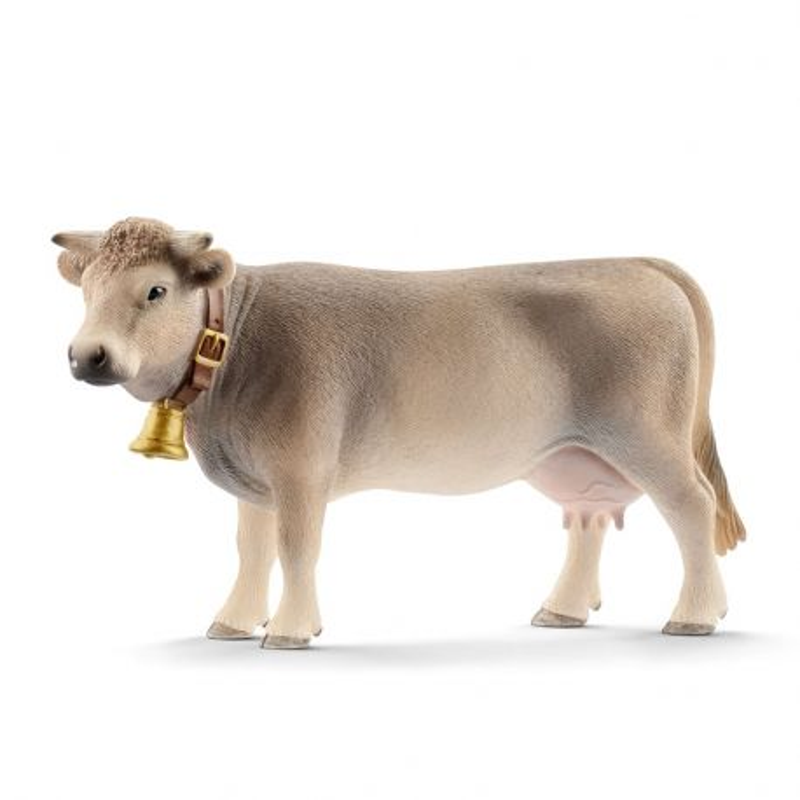 Schleich 13874 - Krowa rasy Braunvieh