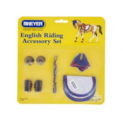 Breyer Traditional 1383 - Zestaw klasycznych akcesoriów jeździeckich
