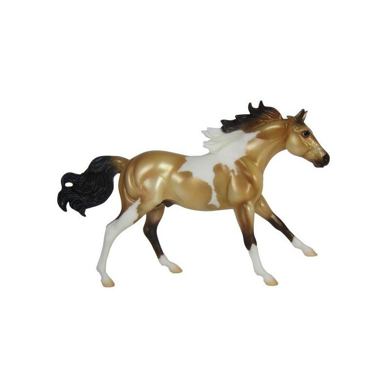 Breyer Classics 940 - Koń rasy American Paint Horse jelenio-srokaty