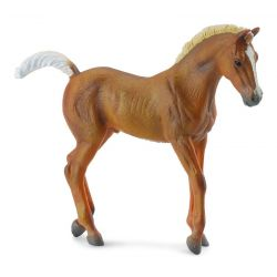 CollectA 88451 - Źrebię Tennessee Walking Horse kasztanowate