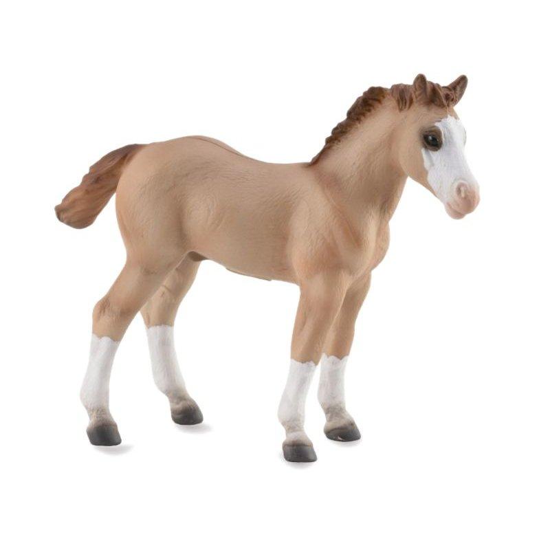 CollectA 88814 - Koń Quarter źrebię czerwonobułane