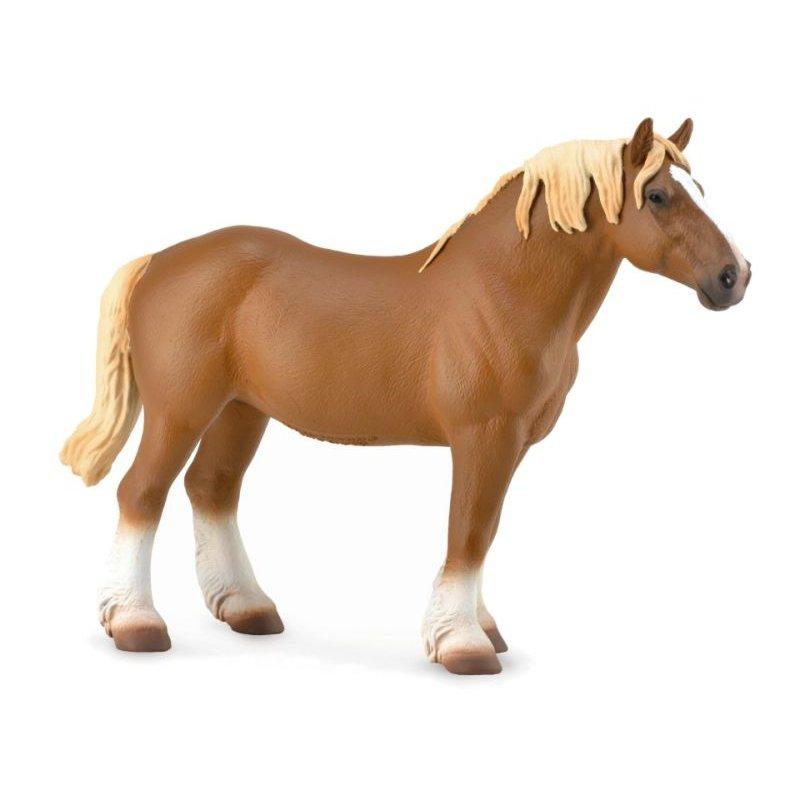 CollectA 88819 - Koń belgijski klacz