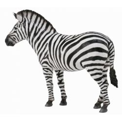CollectA 88830 - Zebra stepowa klacz
