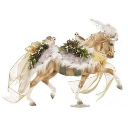 Breyer Traditional 700120 - Winter Wonderland koń świąteczny 2017
