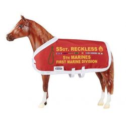 Breyer Traditional 1493 - Sergeant Reckless kuc