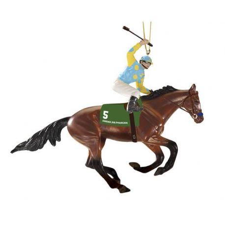 Breyer Ornament 9179 - American Pharoah ozdoba na choinkę