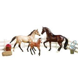 Breyer Classics 61061 - Rodzina koni sportowych