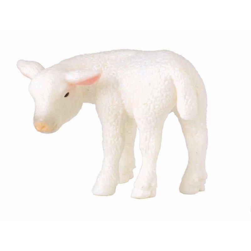 CollectA 88392 - Owca domowa jagnię stojące