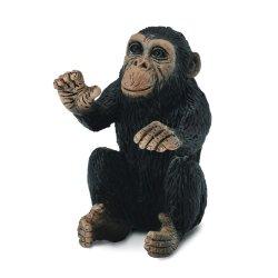 CollectA 88494 - Szympans młody przytulający się
