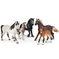 Schleich 72113 - Zestaw kolekcjonera 5 koni