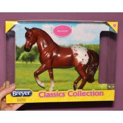 Breyer Classics 937 - Koń Appaloosa kasztanowaty 2018