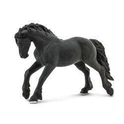 Safari Ltd 158805 - Koń fryzyjski ogier