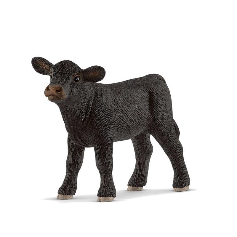 Schleich 13880 - Aberdeen Angus cielę czarne
