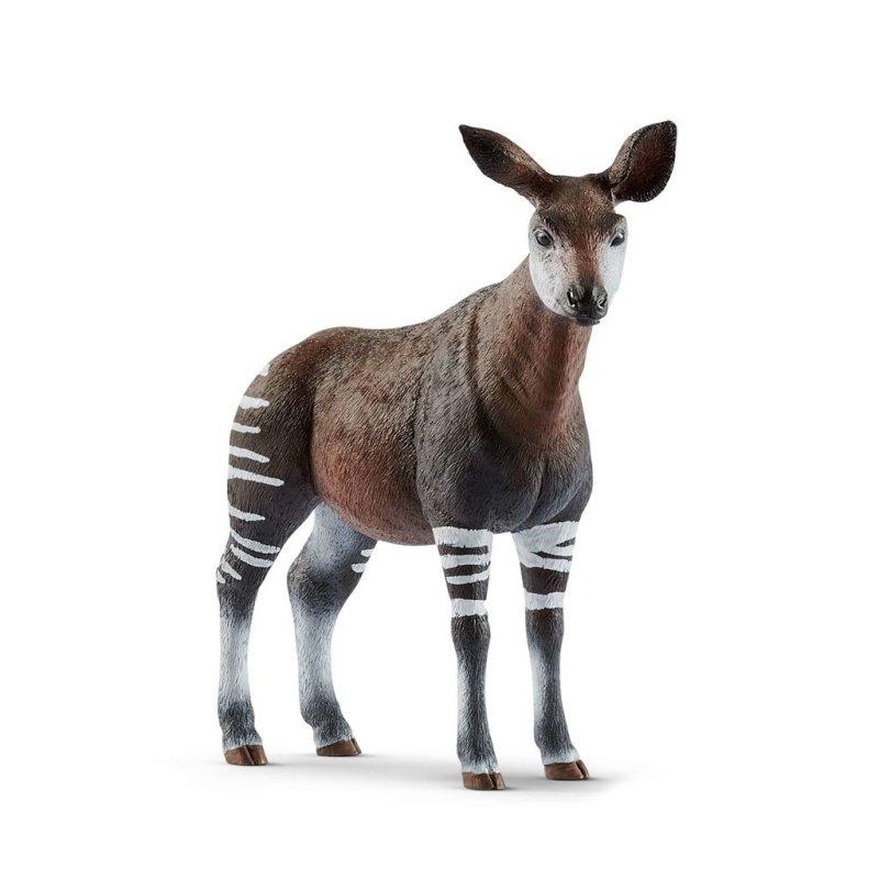 Schleich 14830 - Okapi leśne samica