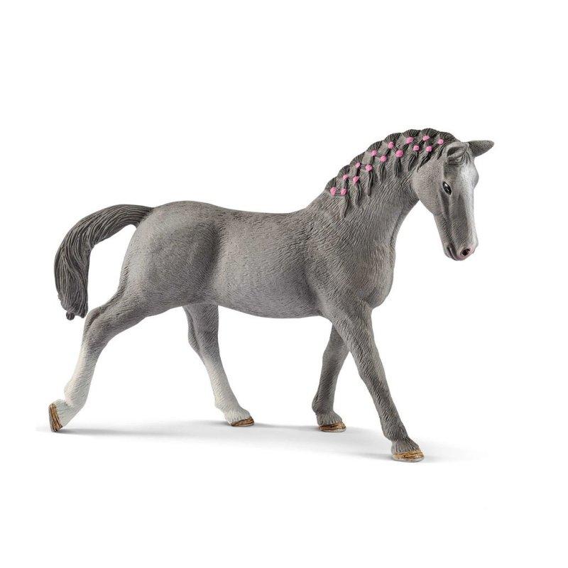 Schleich 13888 - Koń trakeński klacz siwa