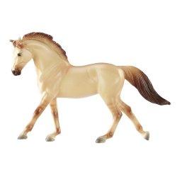 Breyer Stablemates W6026 - Bułany koń ciepłokrwisty