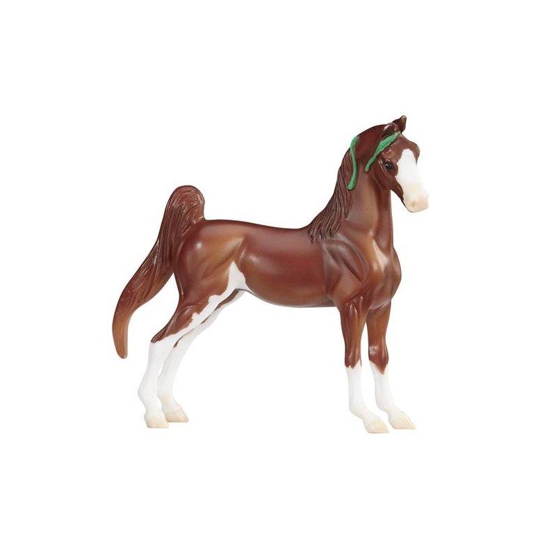Breyer Stablemates W6029 - Koń rasy American Saddlebred