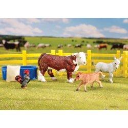 Breyer Stablemates 5366 - Zwierzęta gospodarskie zestaw 2