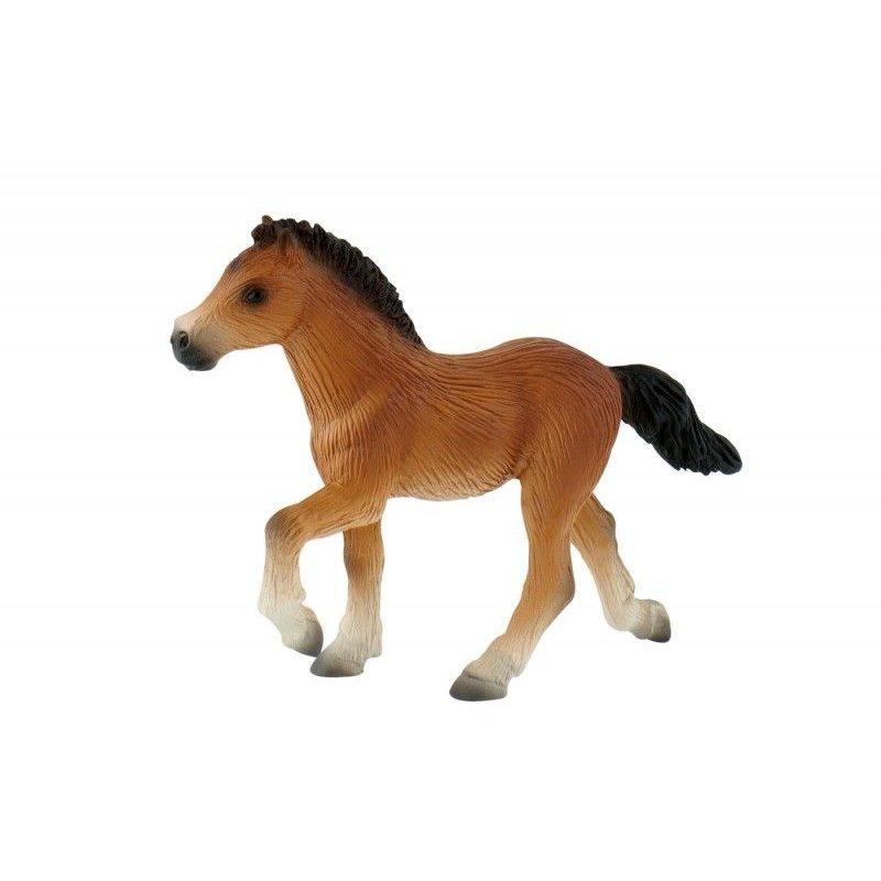 Bullyland 62763 - Koń islandzki źrebię idące