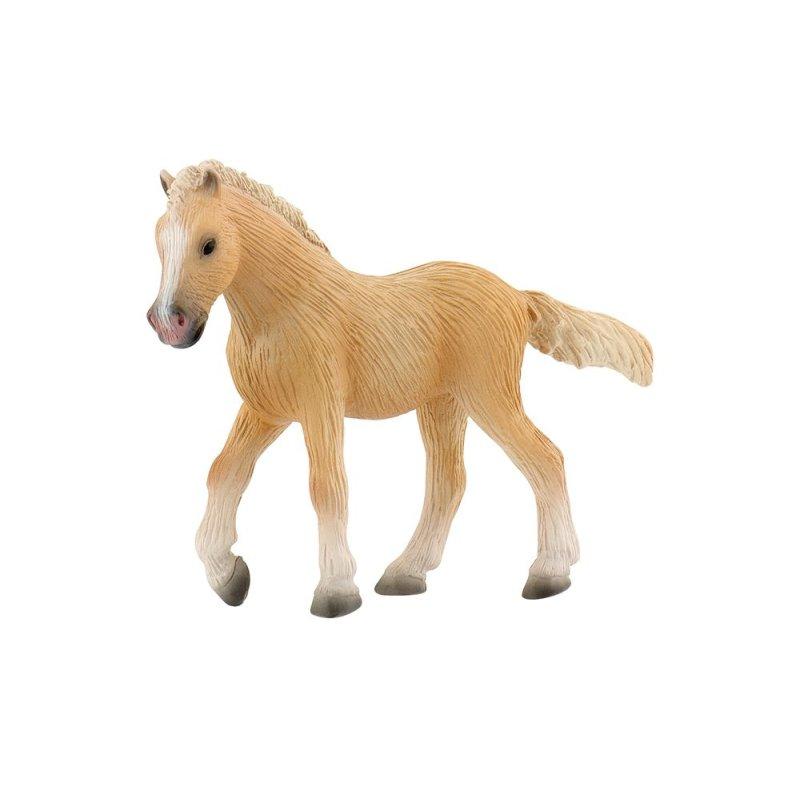 Bullyland 62761- Koń palomino źrebię idące