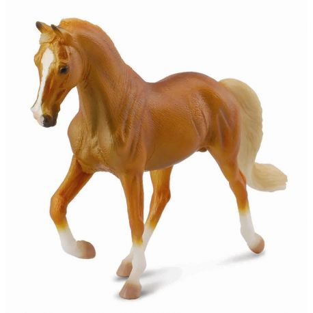 CollectA 88449 - Ogier Tennessee Walking Horse palomino