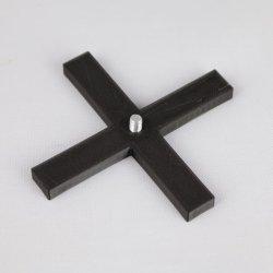 Podstawka dla konia wersja 1 krzyżyk czarny