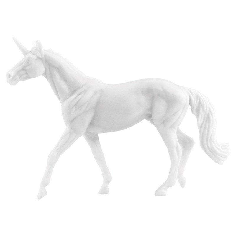 Breyer 4217 - Jednorożec do malowania wersja D
