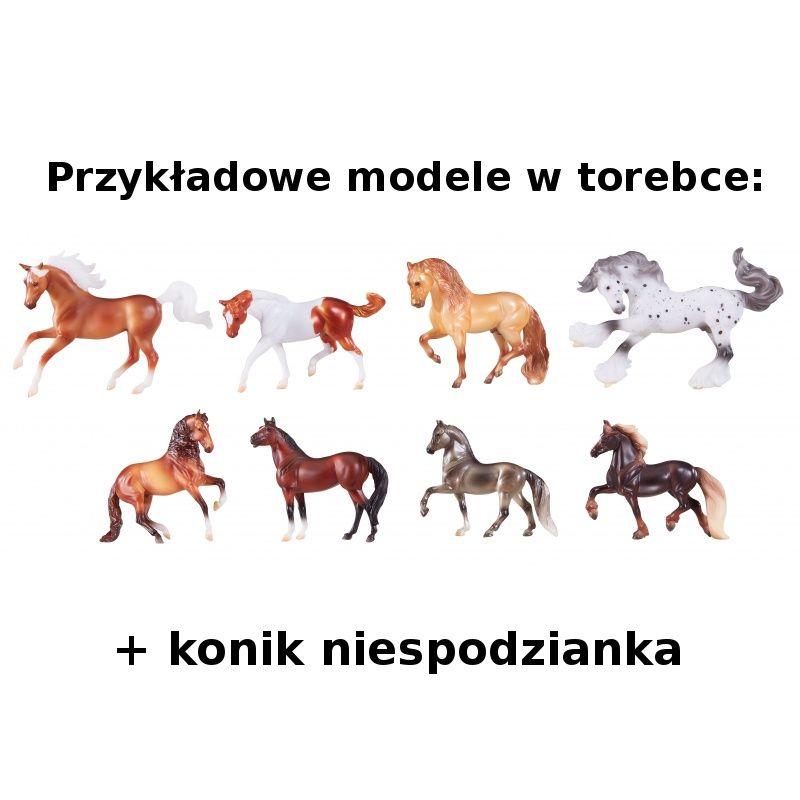 2089ed446a139 ... Breyer Stablemates 6047 - Torebka niespodzianka Mystery Horse Surprise 2