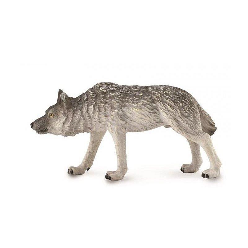 CollectA 88845 - Wilk szary polujący 2019