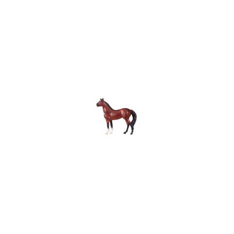Breyer Stablemates 6047b - Koń gniady stock