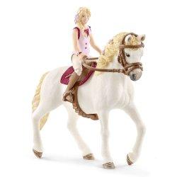 Schleich 42412 - Jeździec Sofia i koń Blossom