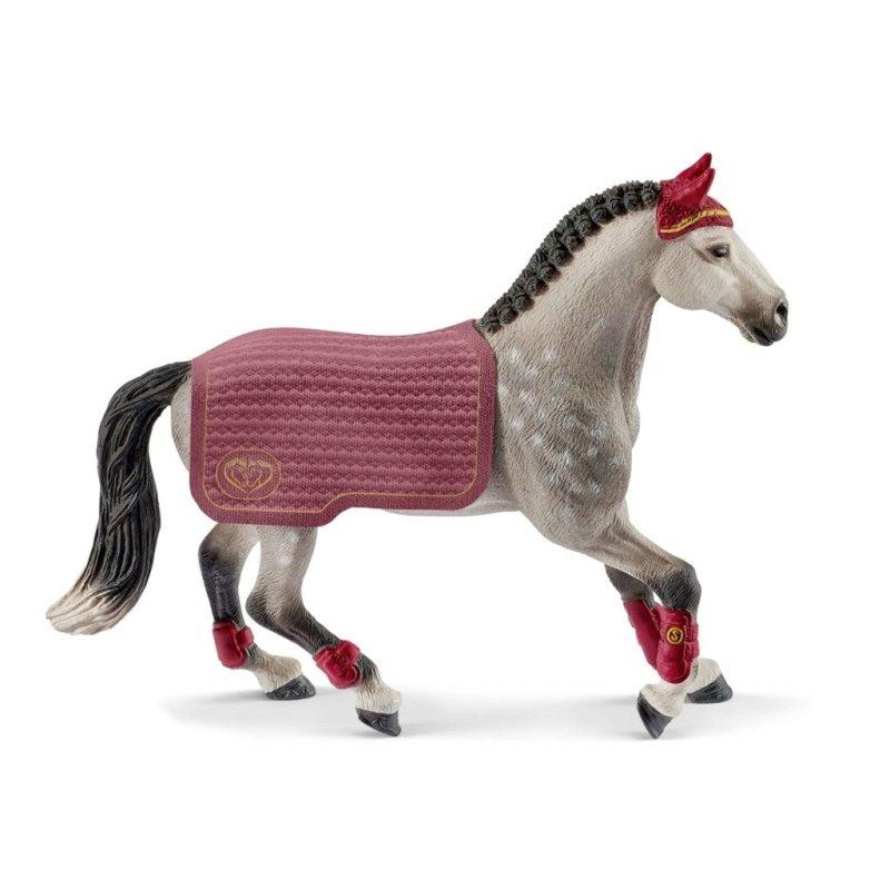 Schleich 42456 - Koń trakeński klacz na turniej