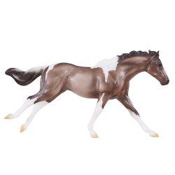 Breyer Classics 946 - Koń Paint Horse myszato-stokaty
