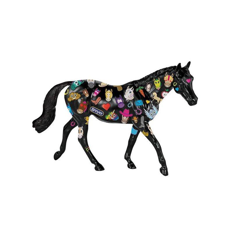 Breyer Classics 4214 - Koń do dekorowania emoji