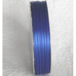 Wstążka satynowa 1,6 mm/1 m kolor niebieski