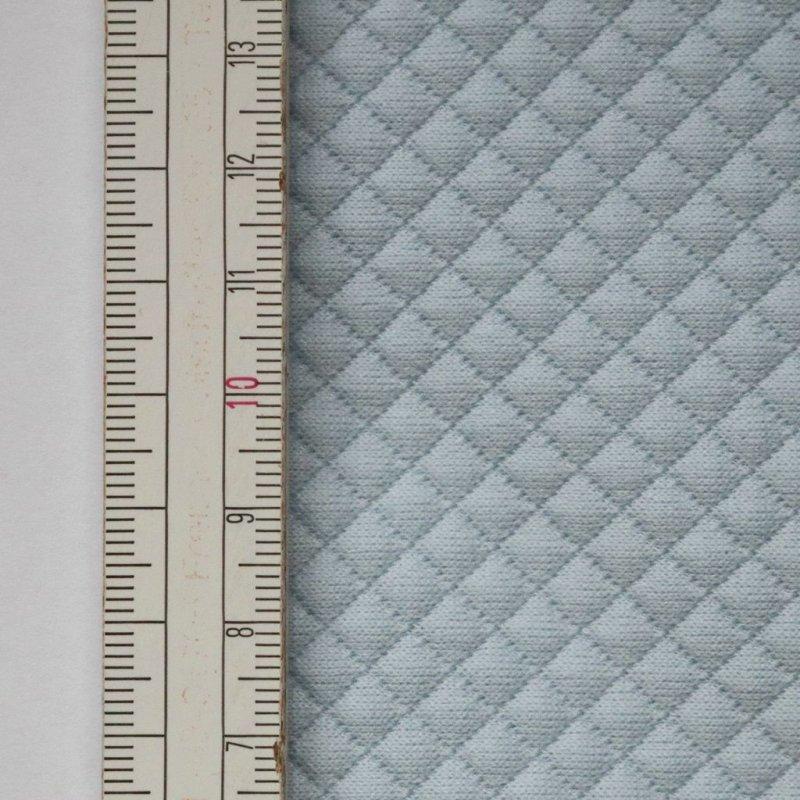 Materiał pikowany 5x5 Błękit