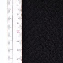 Materiał pikowany 5x5 Czarny