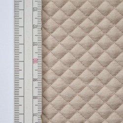 Materiał pikowany 7x7 Beżowy