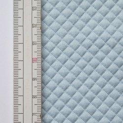Materiał pikowany 5x5 Jasny Błękit