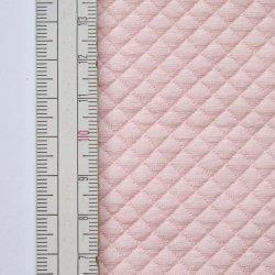 Materiał pikowany 5x5 Jasny Różowy