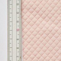 Materiał pikowany 5x5 Pudrowy Różowy