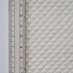 Materiał pikowany 5x5 Ecru