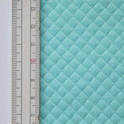 Materiał pikowany 5x5 Aqua
