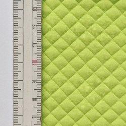 Materiał pikowany 7x7 Limonkowy