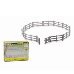 CollectA 89471 - Ogrodzenie z bramą białe