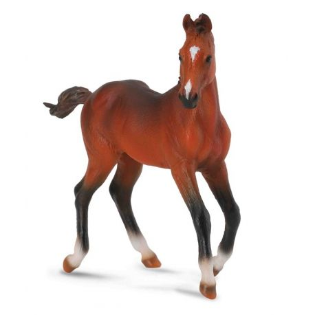 CollectA 88586 - Źrebię Quarter Horse gniade