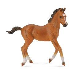 CollectA 88587 - Źrebię Quarter Horse kasztanowate