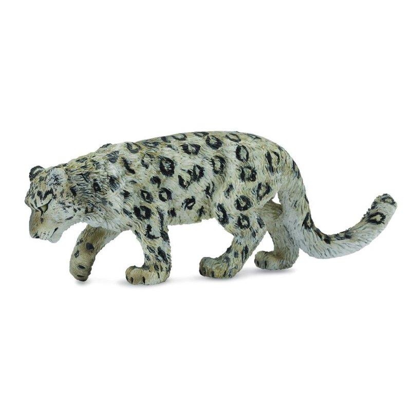 CollectA 88496 - Irbis śnieżny leopard